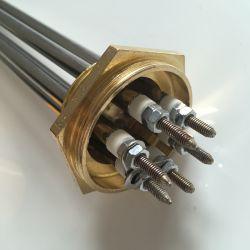 Fábrica de alta qualidade a Venda Directa Flange Tubular Eléctrico aquecedor de água de imersão