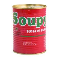 Condimentos orgánicos de alta calidad la pasta de tomate con buen gusto