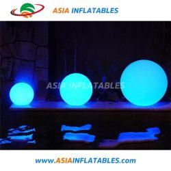 Parte de alimentação da luz de LED do balão balão insuflável