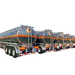 Hete zware de vrachtwagenaanhangwagen 45, 000 van het Water Liter van de Verkoop van het Voertuig van het Vervoer