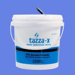 Dispenser di rinfrescanti in cotone monouso per pulizia in fabbrica Asciugamani bagnati per Ristoranti