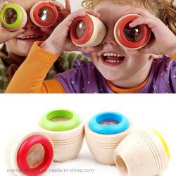 La magie de l'éducation kaléidoscope de bois d'enfants Jouets Puzzle d'apprentissage