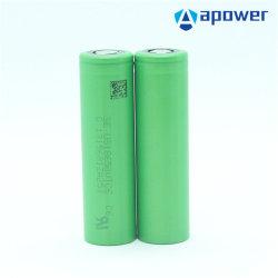 Batterie haute capacité de 1865018650DCV6 3000mAh batterie rechargeable 3,7 V