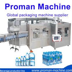 2019 مصنع [لوو بريس] زجاجة شراب/شراب ليّنة/ماء معدنيّة صاف ماء سائل يملأ [بوتّل مشن] آليّة
