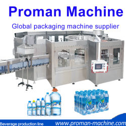 2020 La bouteille de boisson à bas prix d'usine/minéral de l'eau de boisson gazeuse/l'eau pure Machine automatique de remplissage de liquide de l'embouteillage