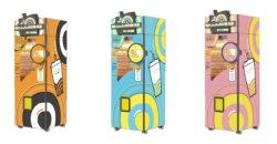 スマートな食糧自動販売機の新鮮な果物のオレンジジュースの自動販売機のヨーロッパ人の技術