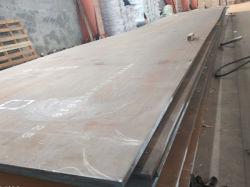 Piatto d'acciaio laminato a caldo di resistenza all'usura per il camion