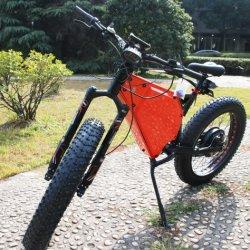 Moyeu de graisse du moteur brushless 2018 Pneu vélo avec moteur 1500 W et longue portée