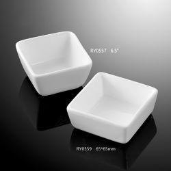 Venda por grosso de molho de porcelana para restaurante Dish
