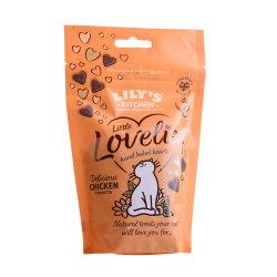 Support en plastique jusqu'Pet Food Sac avec Handhole