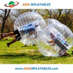 Passionnant football gonflable Zorb Bubble ballon de soccer pour les enfants et adultes