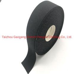 China fábrica ecológica de la cintura elástica estirada Entretela de la cintura elástica cinta para pantalones tro