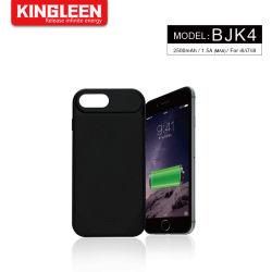 IPhone 8/7/6s/6 аккумулятора, 2500Мач Ультратонкий расширенный аккумулятор зарядное устройство случае внешний батарейный блок портативный внешний аккумулятор Защитная дела
