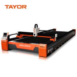 Bock-Typ CNC-Faser-Laser-Ausschnitt-Maschine