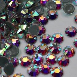 Ss16/Ss20 Steen van de Kunst van de Spijker van het Bergkristal van de Moeilijke situatie van de Steen van het Kristal de Hete voor Kleren