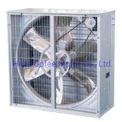 HOG House Hoggery Piggery varkens pen High Flow Axial fans