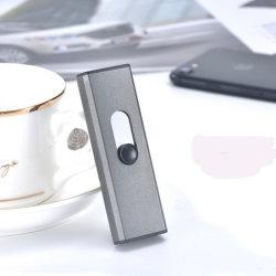 Accesorios fumadores encendedor eléctrico recargable encendedor USB Arco