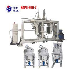 Hapg-860-2 máquina de colada de la APG de resina epoxi