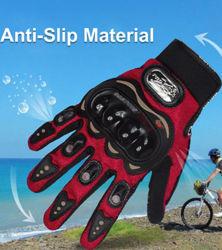 De multifunctionele Goedkope Hete Handschoenen van de Sporten van de Veiligheid van de Slijtage van de Motor van de Motor