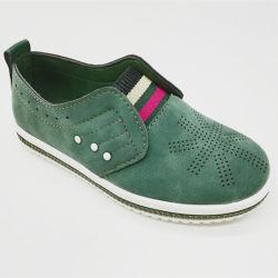 Niño Niña Niño niños ocio Zapatos casuales de cuero suave