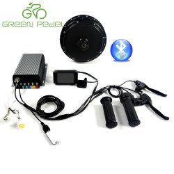 Motor QS 72V 3000W 205 50h V3 falou de bicicletas eléctricas do motor do Cubo
