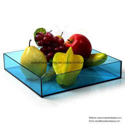Укладка со сдвигом удалите файл акрилового покрытия лотки, Книга держатель дисплея, многоцветное фруктов подставка для дисплея