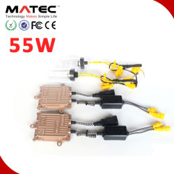 1 an pour voiture universel Warrantly 12V 24V 35W 55W 75W H1 H3 H4 H7 H11 H13 Kit Xenon HID Canbus