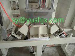 ماكينة تقوس الأنابيب شبه الأوتوماتيكية منخفضة التكلفة من البولي بروبلين (PP) / البولي فينيل كلوريد (PVC)/البولي بروبلين (PEX)