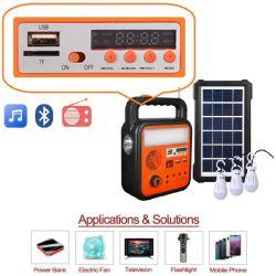 نظام الإضاءة المنزلية المزود بالطاقة من الشبكة الشمسية ساخنة أفريقيا كينيا سوريا بوتسوانا الكاميرون زمبابوي سيشيما Solar المحمولة