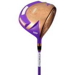 Golfclub-Fahrer-Titanlegierungs-Holz-Verein