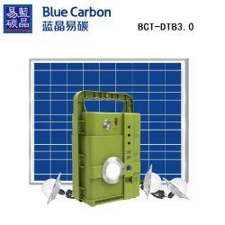 Home Application Multi Solar Power Home Lighting System for Family (التطبيق المنزلي متعدد الطاقة الشمسية نظام الإضاءة المنزلية للعائلة استخدم