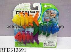 Pesci d'immersione del giocattolo di nuoto dei mini bambini del mondo