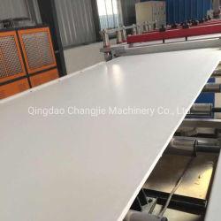 PVC سكيينغ لوحة أوراق الفوؤوم يجعل بروز خط الإنتاج
