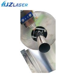 CNC de Laser van de Vezel van de Buis 2000W van het Blad van het Metaal van de Scherpe Machines van de Laser