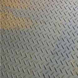 SAE1006/1008/Q235/A36 сталь с возможностью горячей замены углерода рельефным клетчатого пластину для шины/погрузчика/судна пол/Nti-Slip /мельница углеродистая сталь/Клетчатого /алюминиевых /оцинкованного