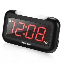 Gimnasio OEM negro digital de mano de logotipo personalizado reloj para hombre