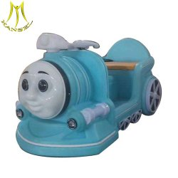 ركوب قطار هانسل للأطفال الكهربائي على دراجة بخارية Toys في المركز التجاري