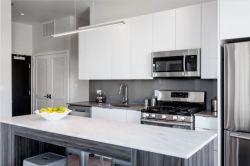 Q001 Rock Sand-- Pedra de quartzo de mármore artificial de superfície sólida de materiais de decoração de cozinha