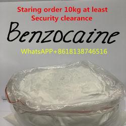 99% Zuivere Benzocaina USP Bp StandaardBenzocaine