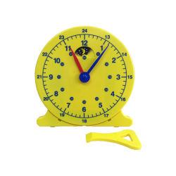 Moon Sun средства обучения студентов учебных часов пластиковые классах учителя большие часы