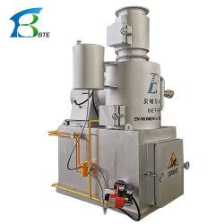 Médico sem combustão incinerador de resíduos máquina utilizada para evitar a transmissão de vírus