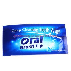 FDA&Ceは指のワイプを白くする漂白剤の明るい歯を承認した