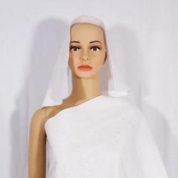 دُش يُستخدم لمرة واحدة ومنشفة جافة، تنظيف الجسم بمنظف القطن الجاف، منشفة الوجه برنس حمام