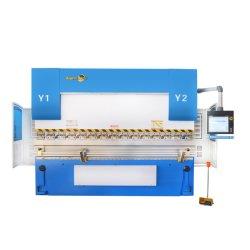China-Metallblatt-Platte hydraulischer CNC-Servopresse-Bremsen-Maschinen-Preis für Verkauf