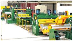 2500mm de largura, Aço Galvanizado Coil Máquina Guilhotinagem linha de produção de tiras de metal