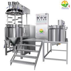 Emulsionante omogeneizzatore per miscelazione sotto vuoto industriale con certificato CE