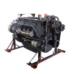 Китайский 630квт Water-Cooled Электрический пуск дизельного двигателя двигатели для генераторных установок с поршня