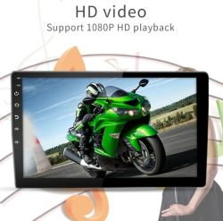 9-дюймовый сенсорный экран Android Автомобильный навигатор GPS WiFi доступ в Интернет для Toyota RV4 2001-2006 годы