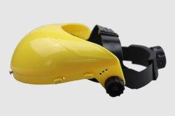 Cliquet de roue ABS de protection de la sécurité de la suspension/PP Headgare avec écran de PC ou un filet de protection de pare-soleil pour le visage
