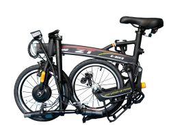 En15194 نظام مساعد دواسة القيادة الأمامي طي الدراجة الكهربائية باستخدام الترس مركز بيسيليتا للبالغين